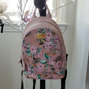 Betsey Johnson bumblebee backpack